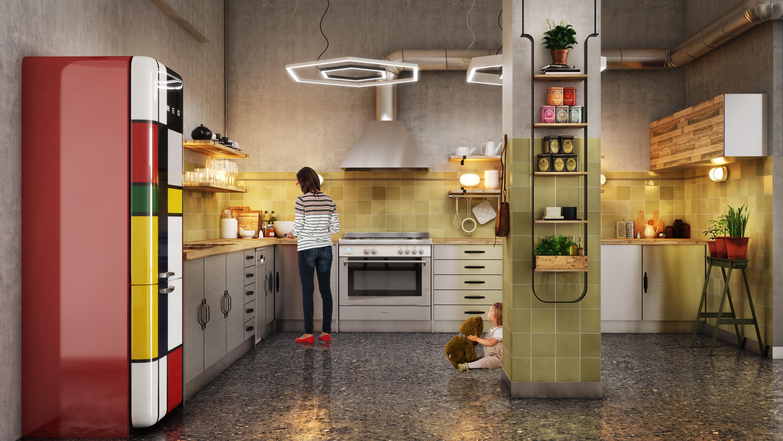 ego loft kitchen greece
