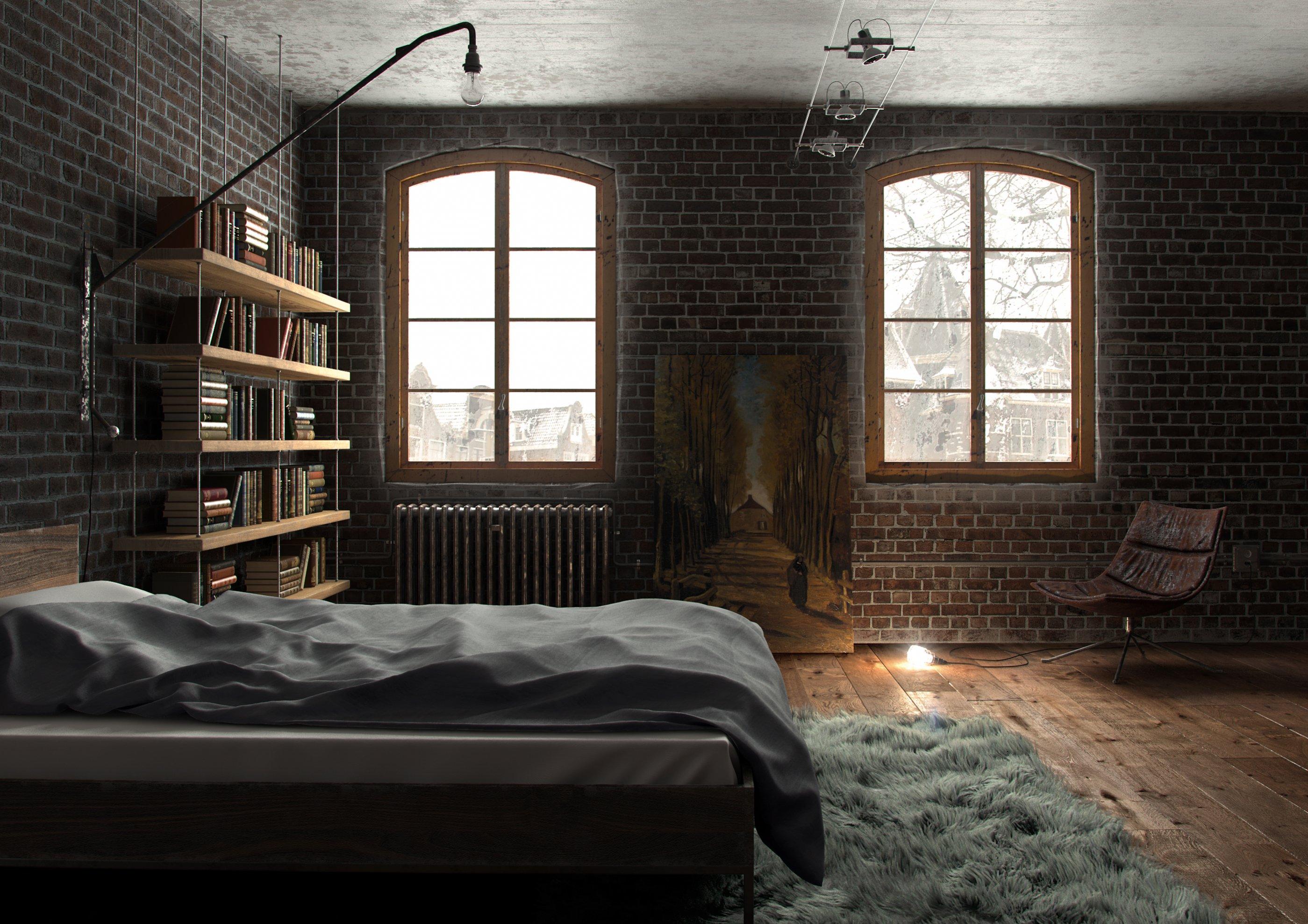 amsterdam loft 1