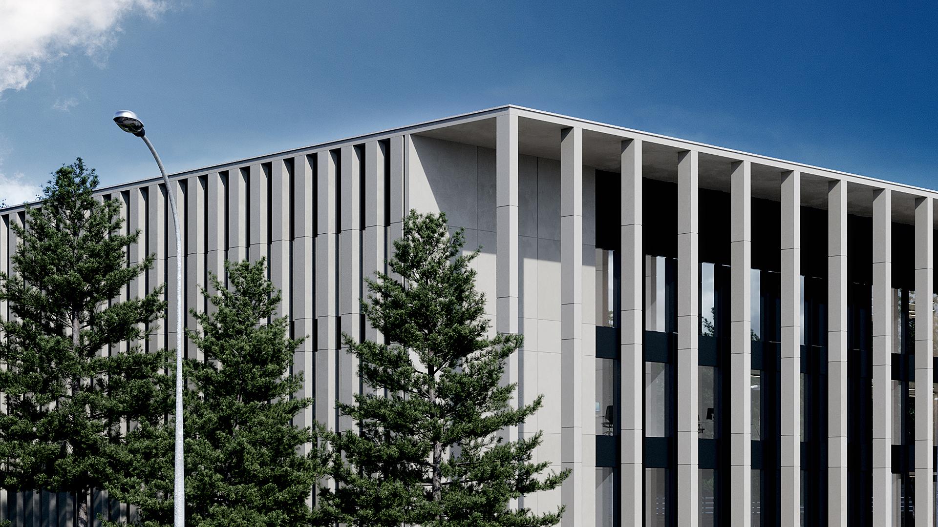Regional Courthouse