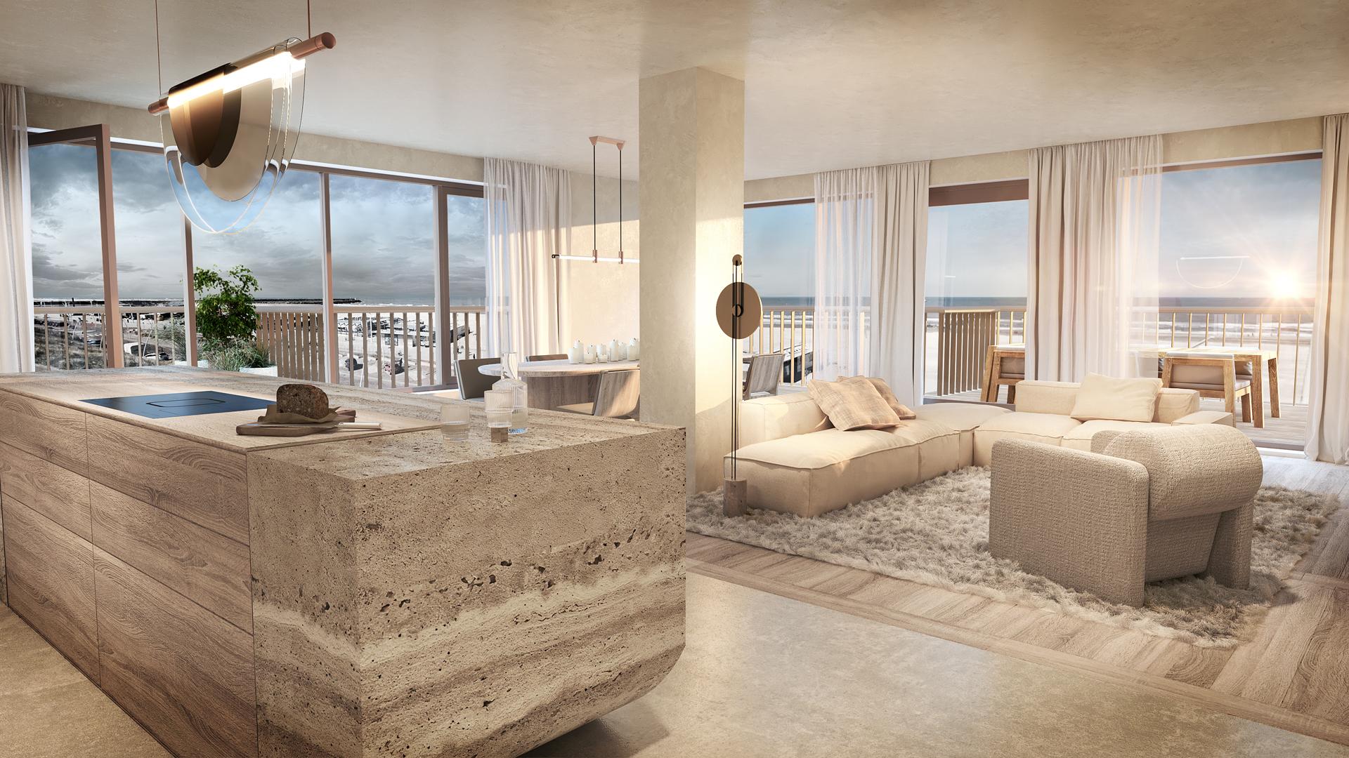 penthouse, architecture, den haag